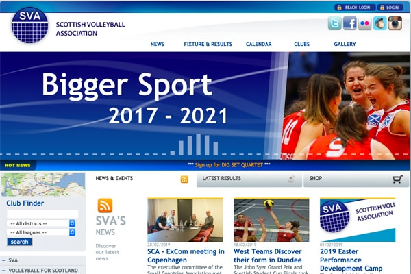 Scottish Volleyball Association