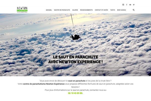 Newton Parachutisme