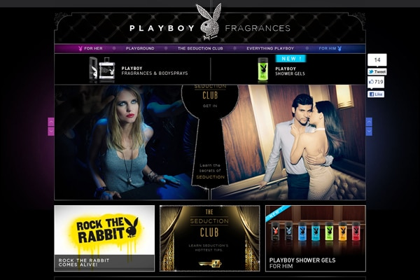 Playboy Fragrance